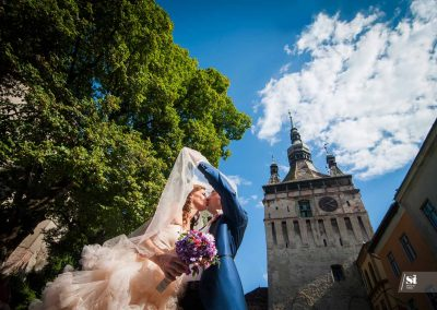 Simona & Bogdan – After Wedding Session – Sighisoara