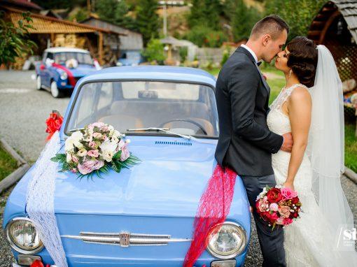 Bianca & Bogdan – Wedding Day – Borsa Maramures