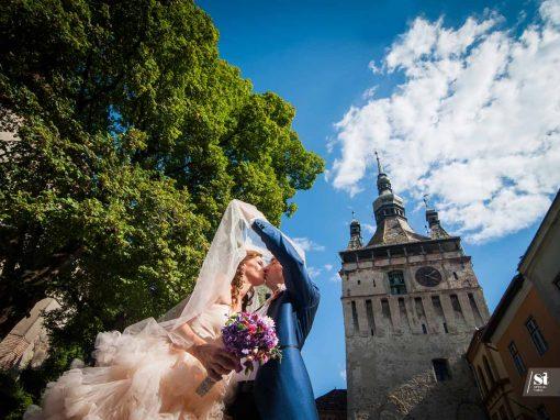 Simona & Bogdan – After Wedding Session – Sighisoara