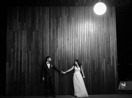 Ana & Alex –  Wedding Day – Golden Tulip