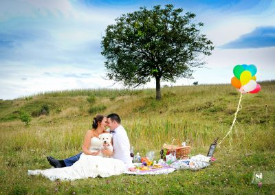 Paula & George –  After Wedding Session