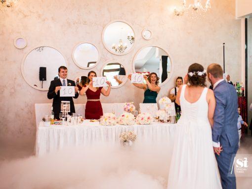 Nora & Cristi – Wedding Day – Restaurant Wings DDC